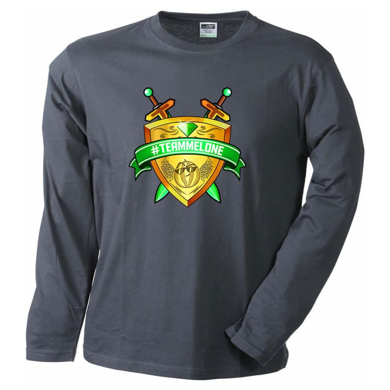 quality design 5f096 e4de7 Team Melone LEGEND GRÜN Langarm-Shirt