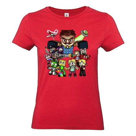 DIEB T-Shirt Girlie Shirt
