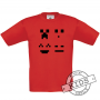 Emotions BLACK T-Shirt kids