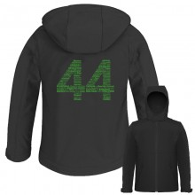 44green Softshelljacke