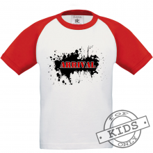 ARRIVAL Baseball T-Shirt kids