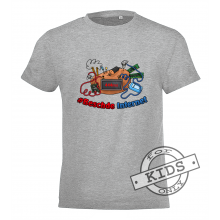 BESCHDE INTERNET T-Shirt Slim Fit kids