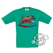 BESCHDE INTERNET T-Shirt kids