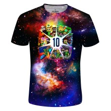 10 JAHRE Design GALAXY FULL-PRINT T-Shirt