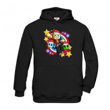 CHAOSFLO STAR Weihnachts-Hoodie