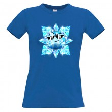 Team Melone Edelstein DIAMANT T-Shirt Girlie Shirt
