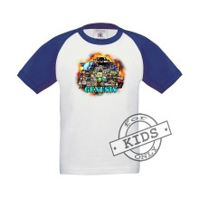 GENESIS Baseball T-Shirt kids