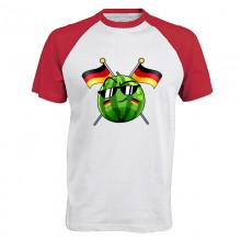 TEAM MELONE DEUTSCHLAND Baseball T-Shirt