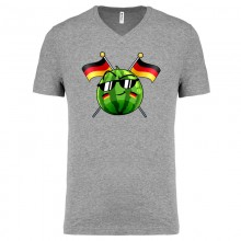 TEAM MELONE DEUTSCHLAND T-Shirt V-Neck