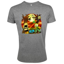 Halloween SCHOCK T-Shirt Slim Fit