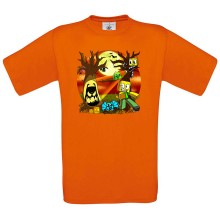 Halloween SCHOCK T-Shirt LOOSE FIT
