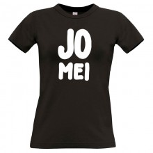 JO MEI MODERN weiss T-Shirt Girlie Shirt
