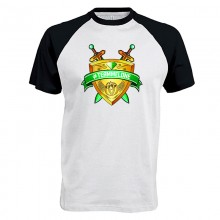 Team Melone LEGEND GRÜN Baseball T-Shirt