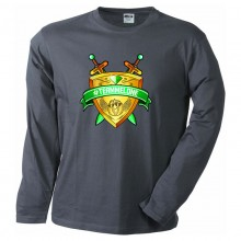 Team Melone LEGEND GRÜN Langarm-Shirt