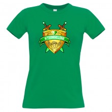 Team Melone LEGEND GRÜN GIRLIE T-Shirt