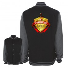 Team Melone LEGEND ROT College Jacke