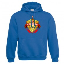 Team Melone LEGEND ROT Hoodie