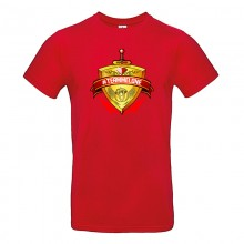 Team Melone LEGEND ROT T-Shirt