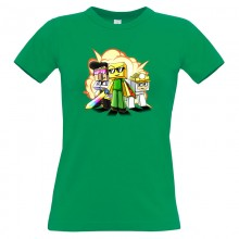 MELONENSTYLE 2.0 T-Shirt Girlie Shirt