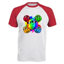 Team Melone OSTERN Baseball T-Shirt