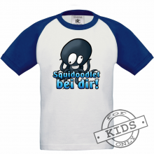 SQUIDOODLE Baseball T-Shirt kids