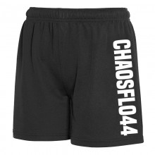 CHAOSFLO44 Performance Shorts schwarz