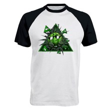 Team Melone ILLUMINATI Baseball T-Shirt