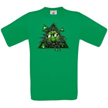 Team Melone ILLUMINATI T-Shirt LOOSE FIT