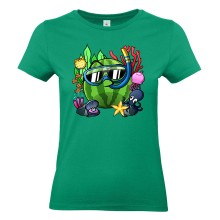Sommer 2019 TEAM MELONE T-Shirt Girlie Shirt