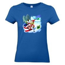 LAWINE T-Shirt Girlie Shirt